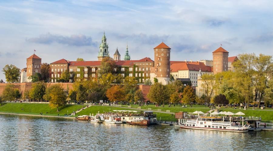 Cracovia, castello