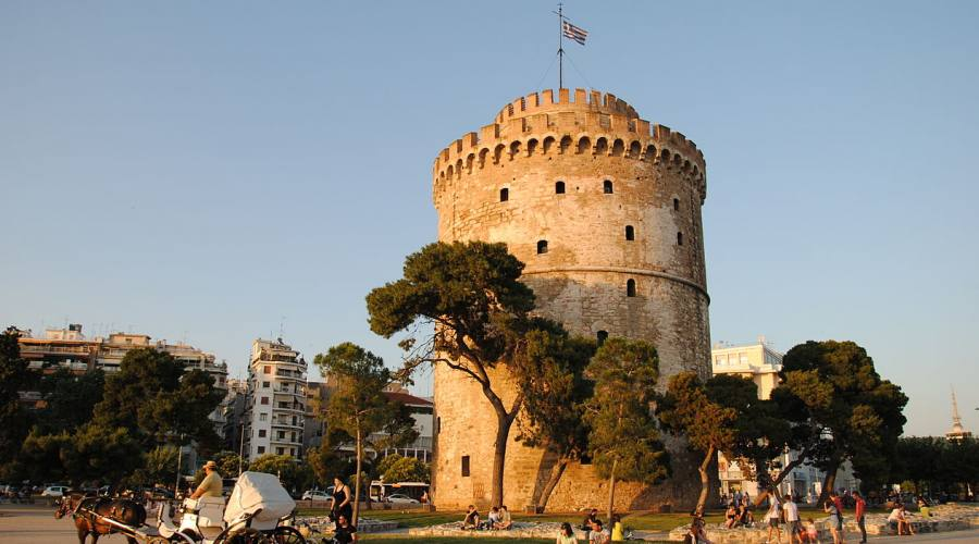 Torre bianca di Salonicco