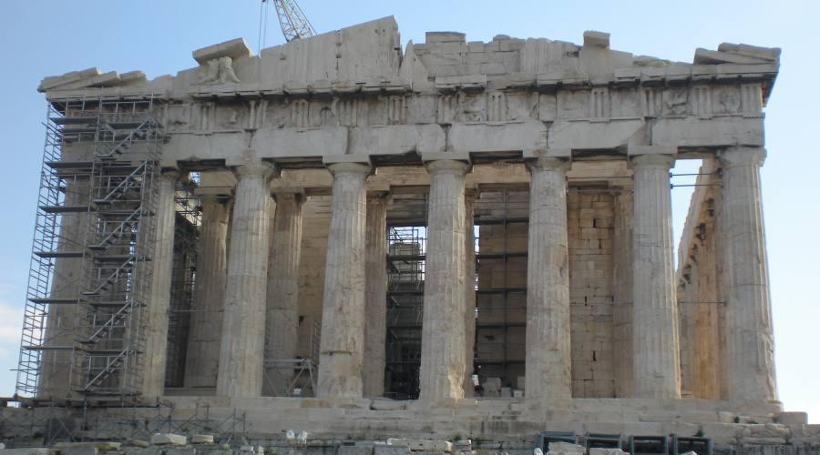 Partenone, Atene