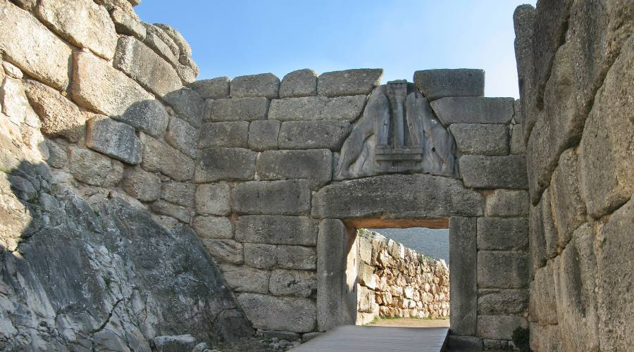 Micene, Porta dei Leoni