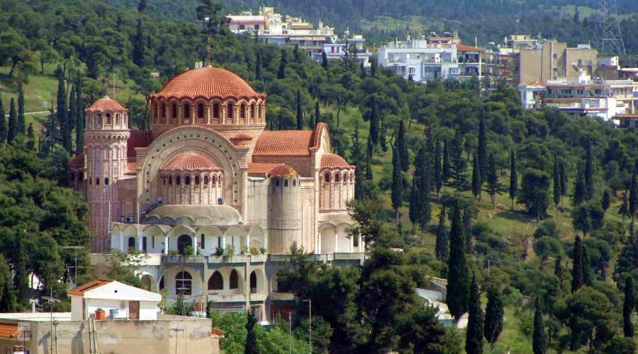 Chiesa di San Paolo, Salonicco