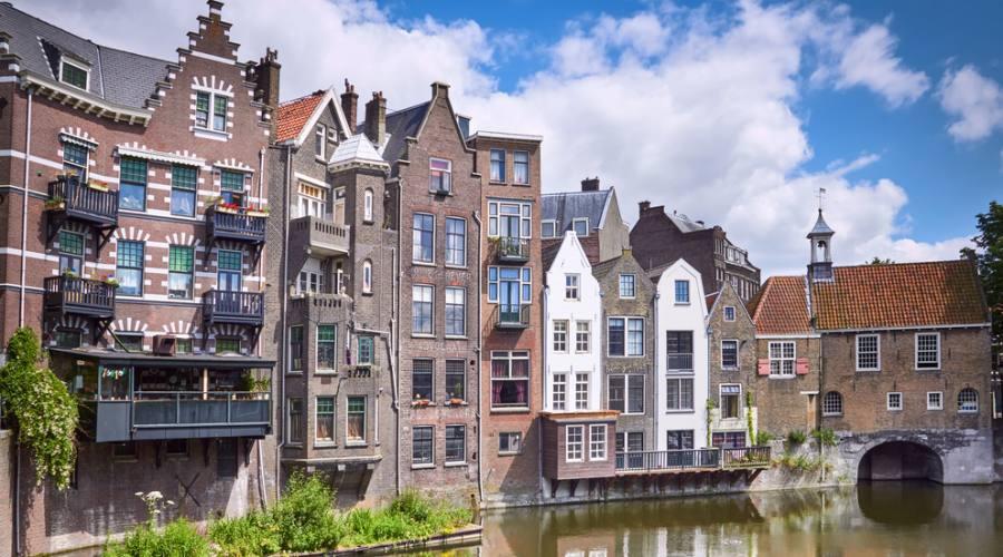 Rotterdam, centro storico