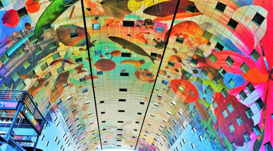 Rotterdam, il nuovo mercato