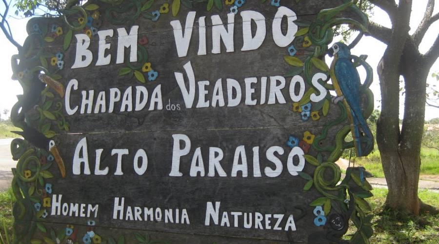 Chapada dos Viadeiros - Alto Paraiso