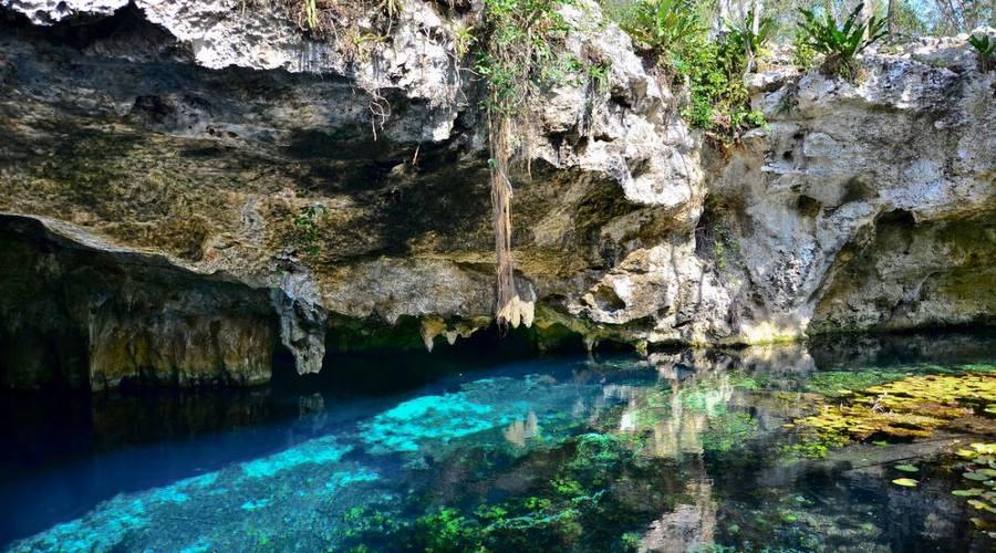 Escursioni: Gran Cenote di Tulum