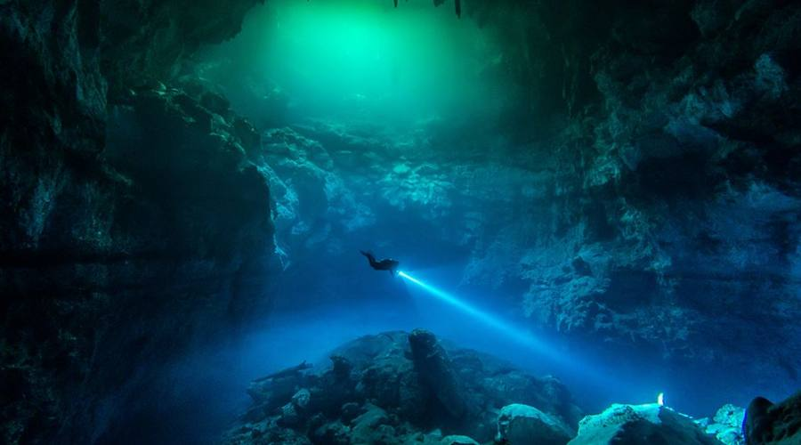 Escursioni: Cenote per Sub