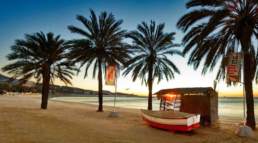 Spiaggia di Malaga