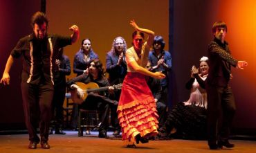 Week-end con spettacolo di flamenco incluso