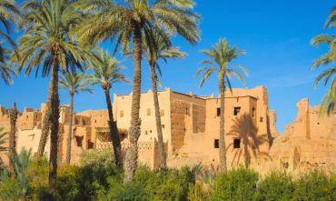 Mini Tour Privato Oasi, Kasbah & Deserto di Zagora