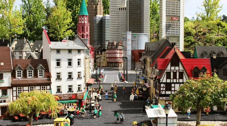 Ricostruzione di città