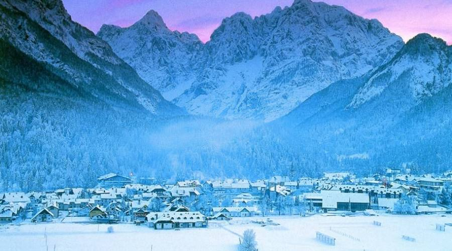 Kranjska Gora - panoramica