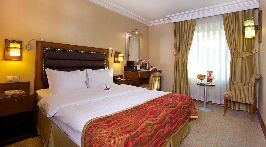 Ramada Hotel - camera