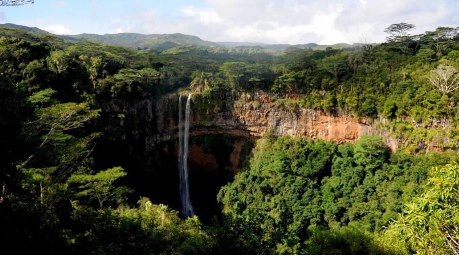 La valle di Chamarel