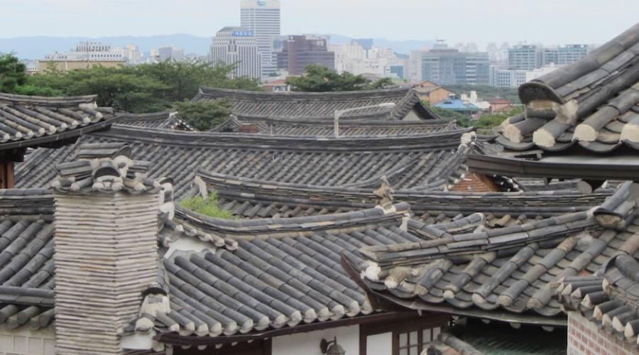 Seoul - Antichi Quartieri