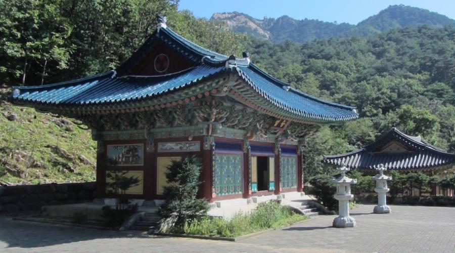 Seorak-san - Tempio