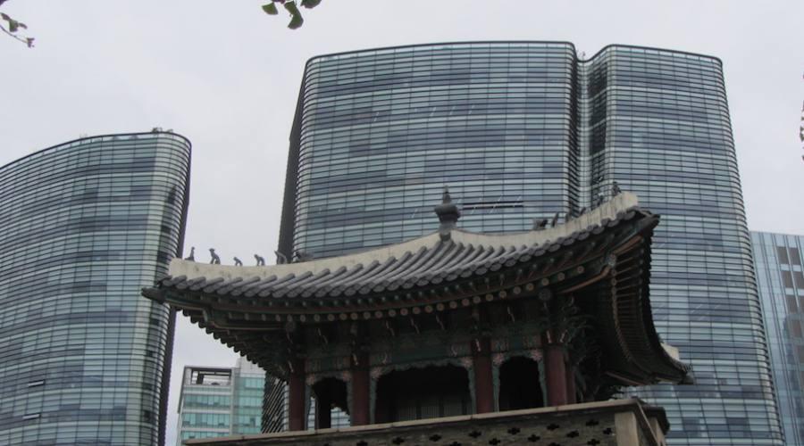 Seoul - Antico e moderno