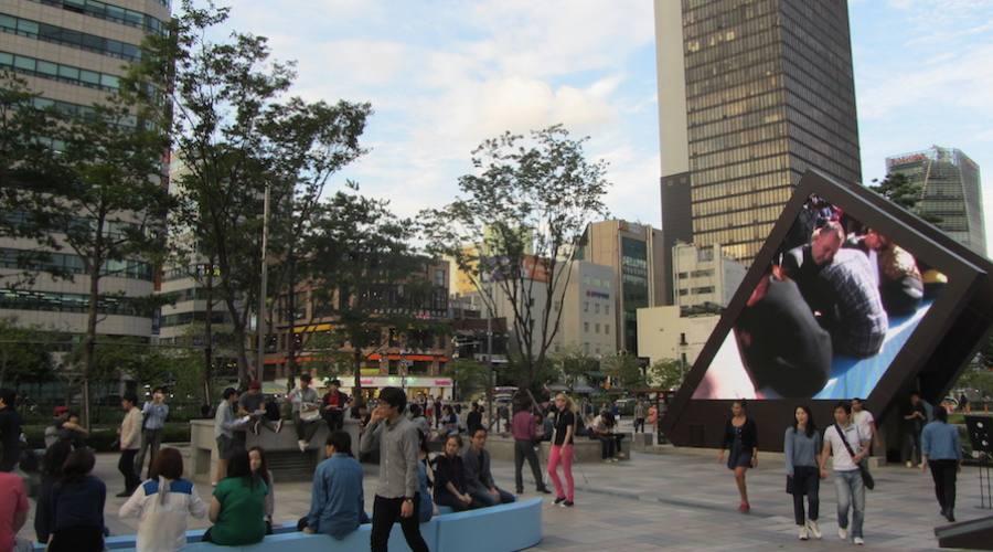 Seoul - Centro
