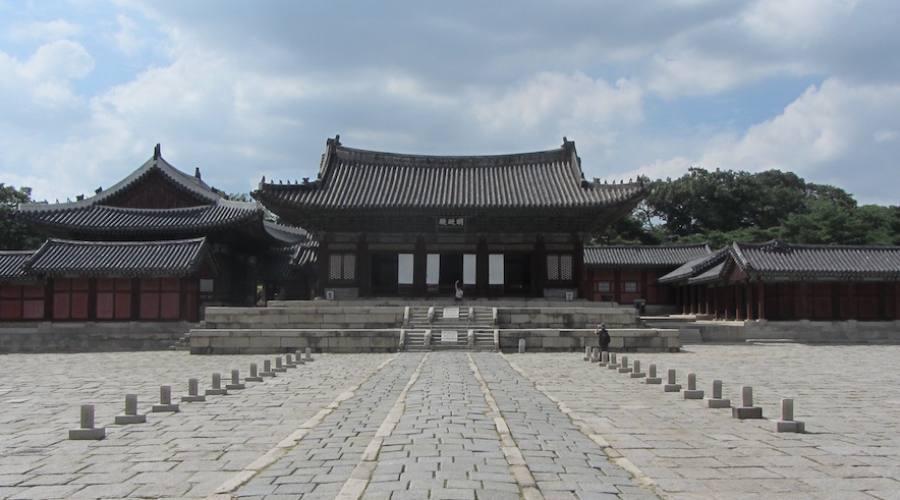 Seoul - Namdaemun Palace