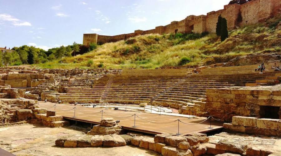 Anfiteatro Romano MAlaga