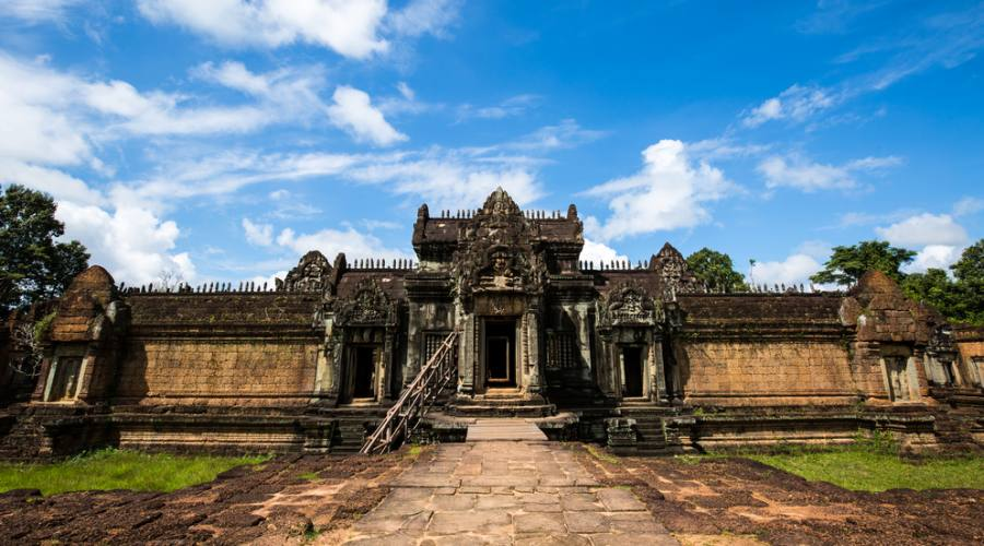 Complesso a Siem Reap