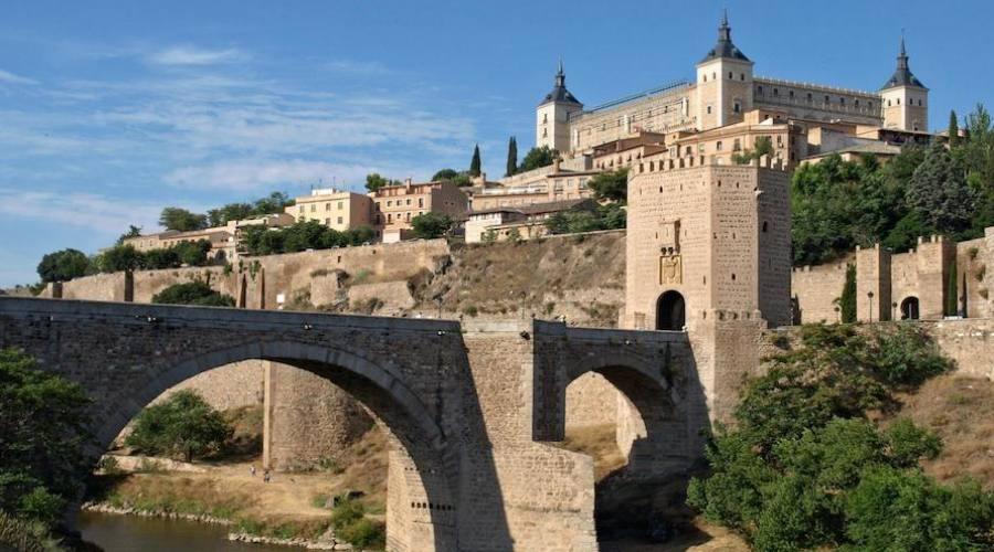 Città vecchia Toledo