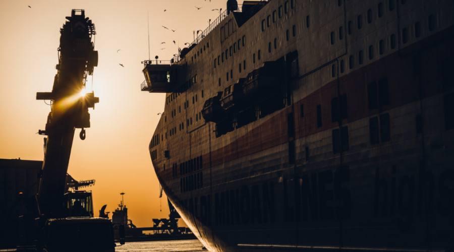 Viaggio in traghetto