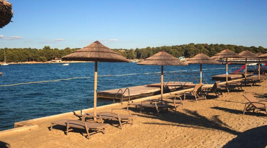 Una delle spiagge