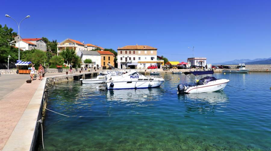 Riviera di Silo - il porto