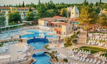 Hotel 4 stelle con centro benessere e water park
