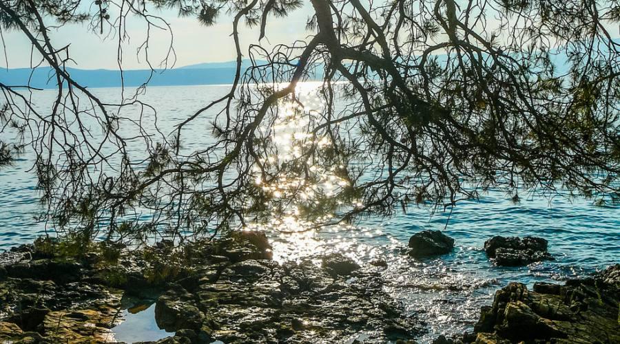 Riviera di Malinska - il mare