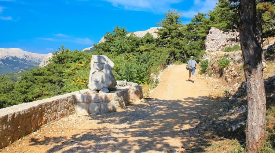 Riviera di Malinska - la passeggiata