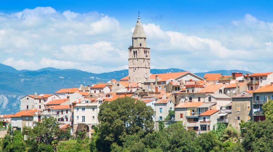 Riviera di Malinska - panoramica