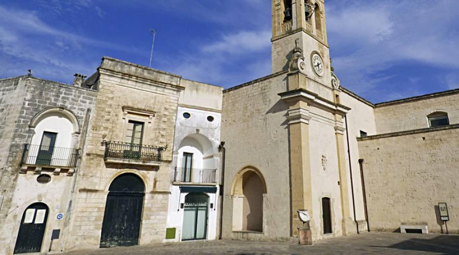 Salento - Borgo di Specchia