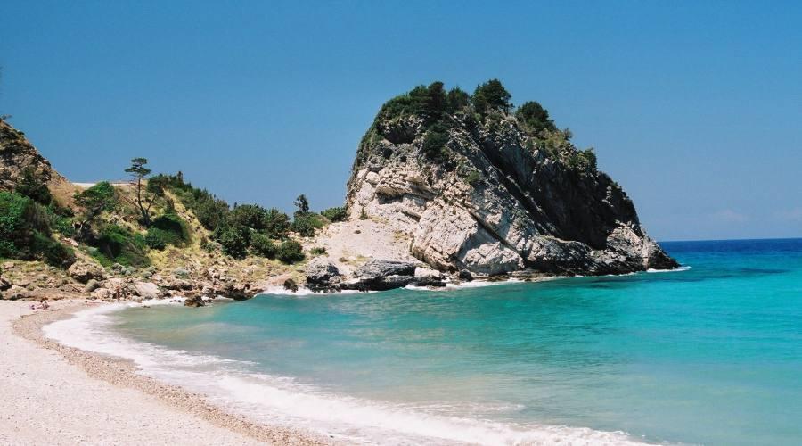 Spiaggia di Mikali