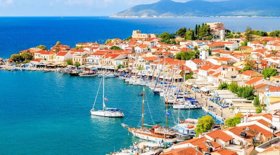 Panorama - Samos