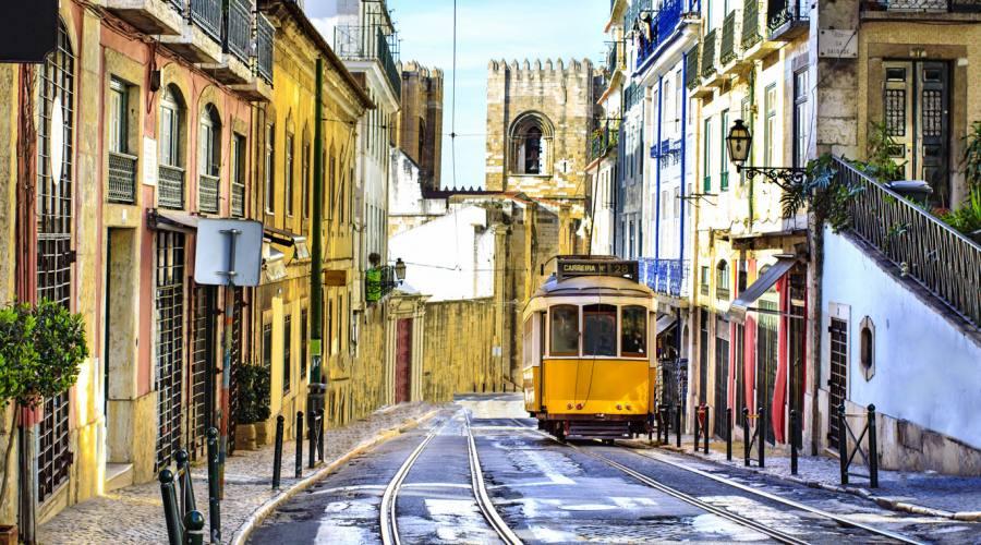 Lisbona - Quartiere Bairro Alto