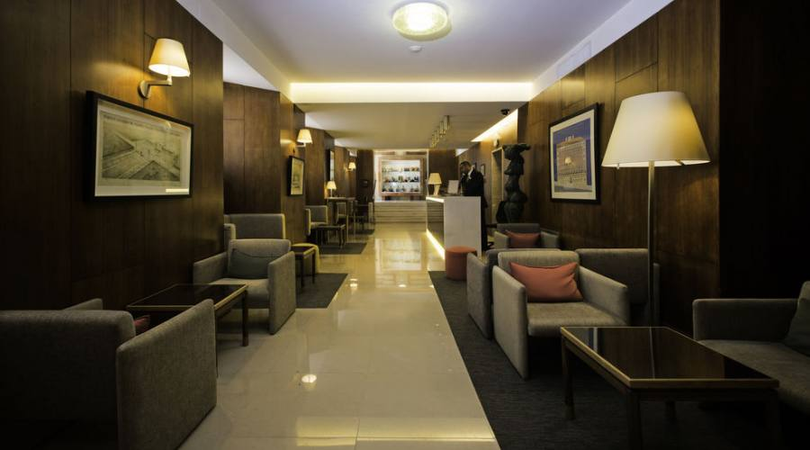 Hotel Miraparque - area comune