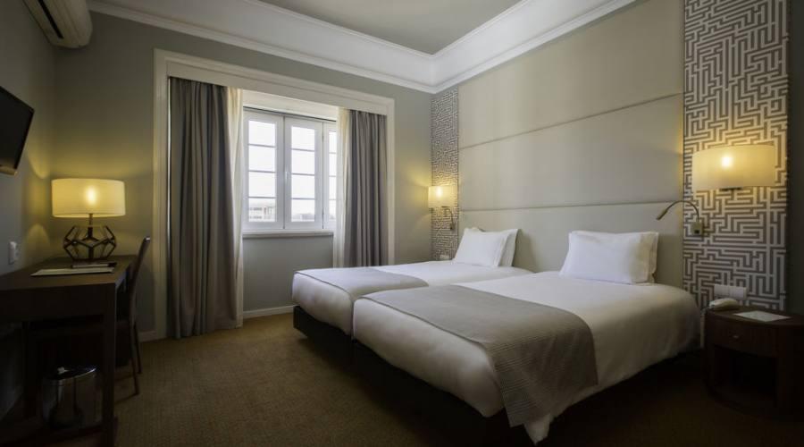 Hotel Miraparque - camere da letto