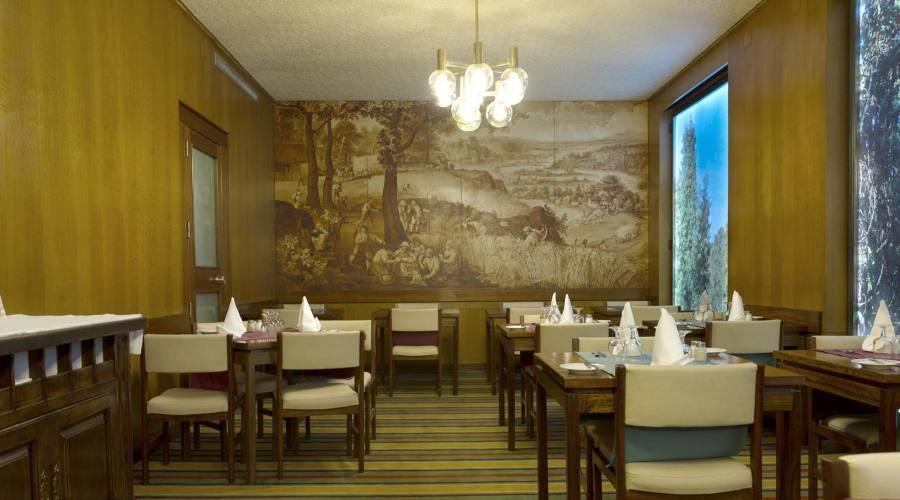 Hotel Miraparque - ristorante