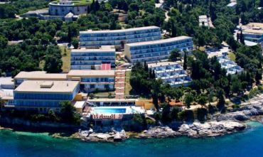 Resorts con splendida vista sul mare