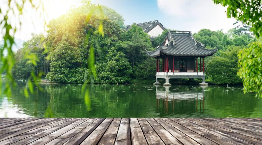 Pechino Padiglioni Palazzo Estate