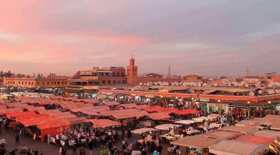 Marrakech Piazza Djemaa El Fna