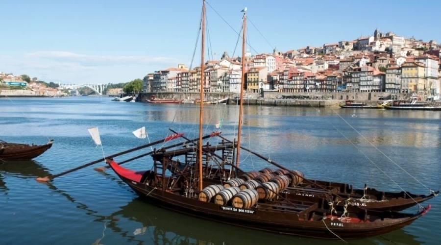 Porto, giro in barca