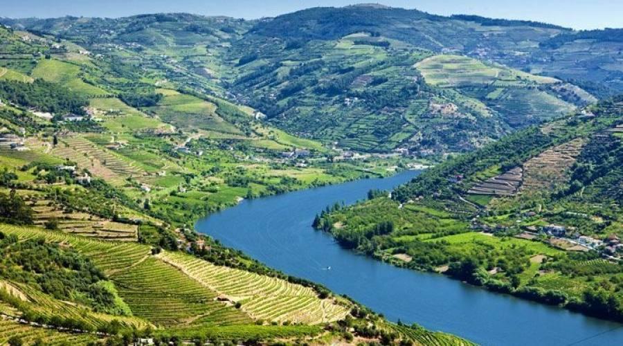 Veduta del Douro