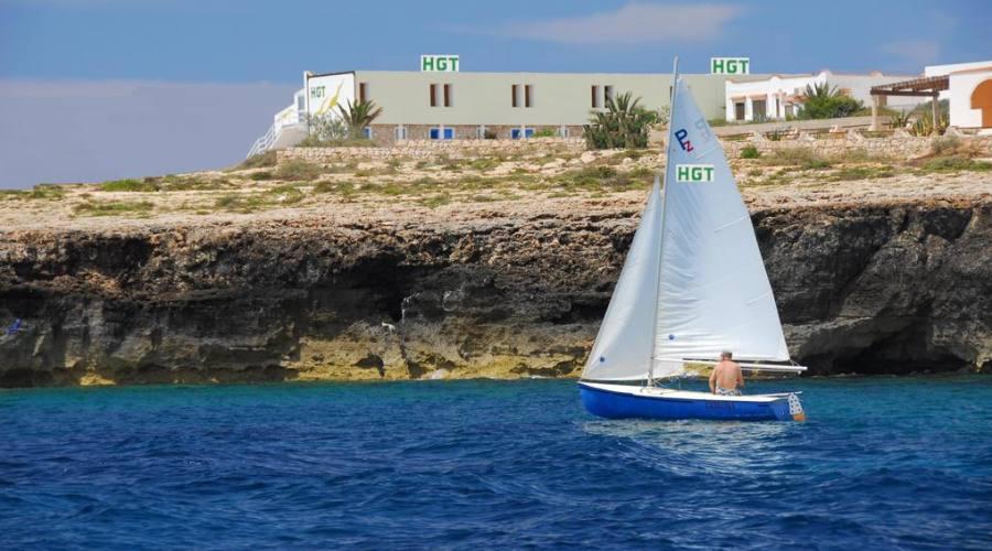 Scoperta della Lampedusa in barca