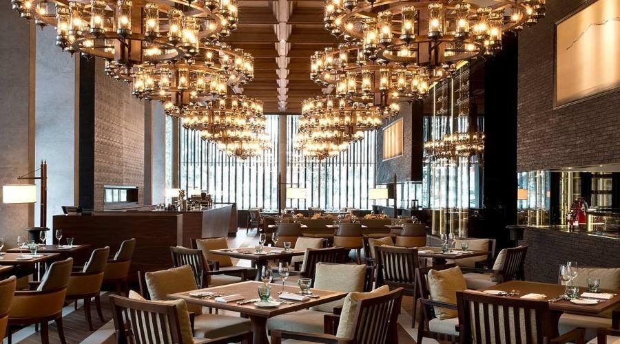 Hotel The Chedi - ristorante