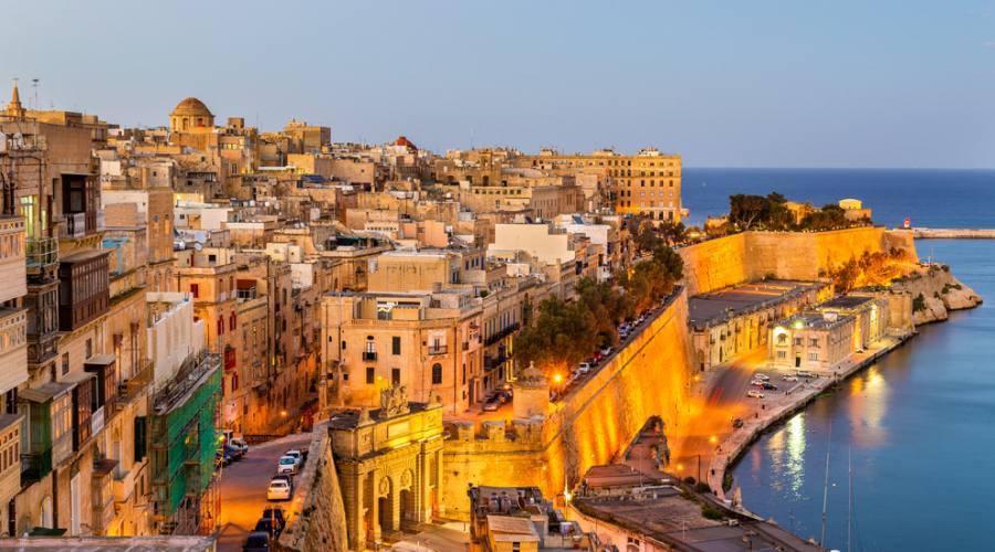 Escursione: La Valletta
