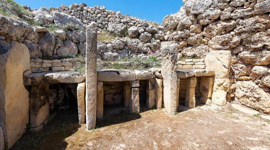 Escursione: Tempio di Hagar Qim