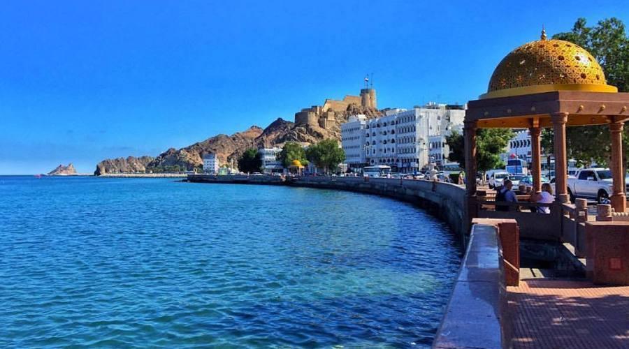 Muscat - La Corniche