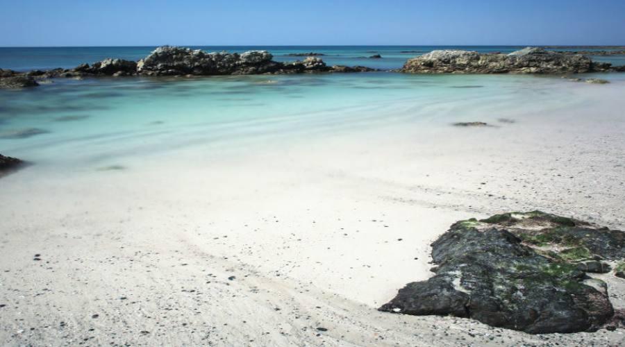 Isole Daymanyat- le spiagge